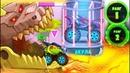 1 Новая игра Гонки в пасти Динозавра Хищные Машины 4 Смарти Акула Car Eats Car Multiplayer