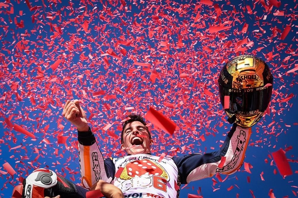 Что нужно Маркесу, чтобы выиграть титул в Таиланде