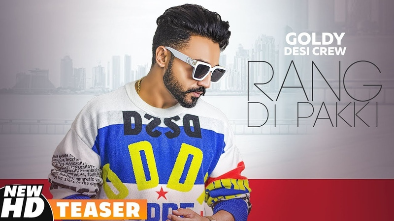 Teaser | Rang Di Pakki | Goldy Desi Crew | Releasing On 27th Aug 2019 | Speed Records