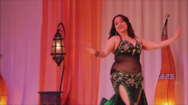 Yesenia of Belly Motions Solo Performance 2015