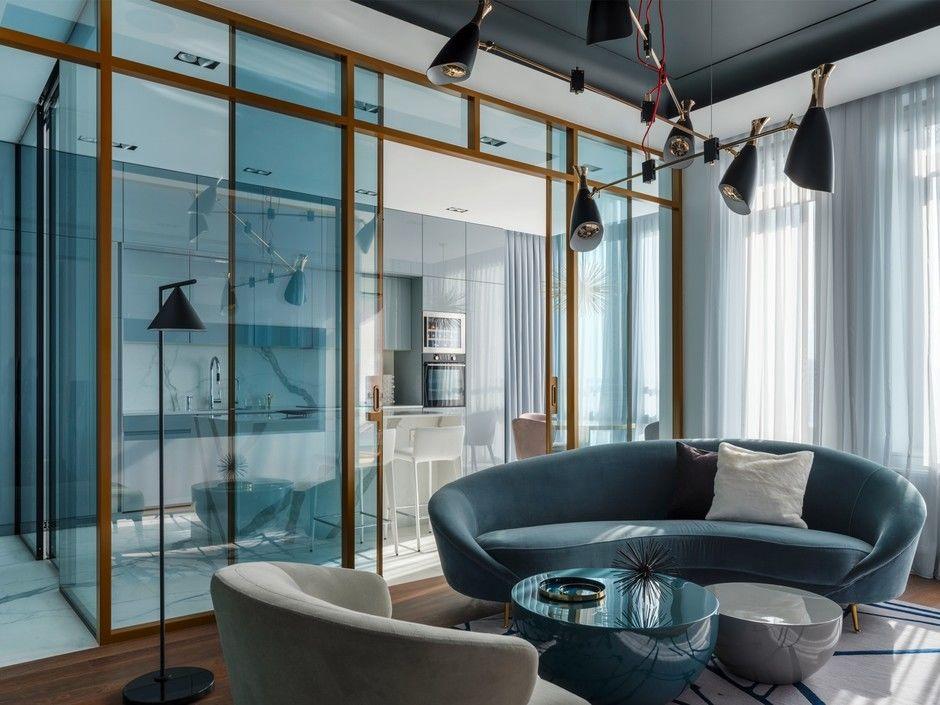Легкое дыхание: квартира 90 м² в Москве