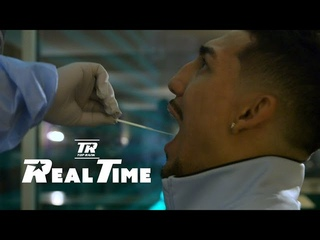 "Loma and Lopez Arrive in ""The Bubble"" 
