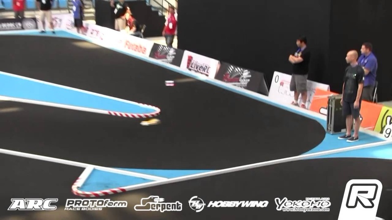 2016 IFMAR 1 12th scale World Championships A main Leg 1