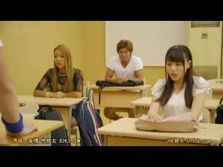 Hamasaki mao, misaki kanna, chinatsu nana, ichinose natsumi [, японское порно, new japan porno, doggy style]