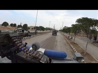 Russian Military Police moves into Northeast Syria | October 2019