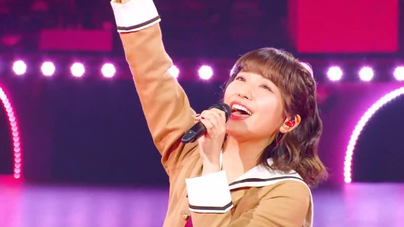 BanG Dream 7th☆LIVE Toyama Kasumi Dokidoki SING OUT