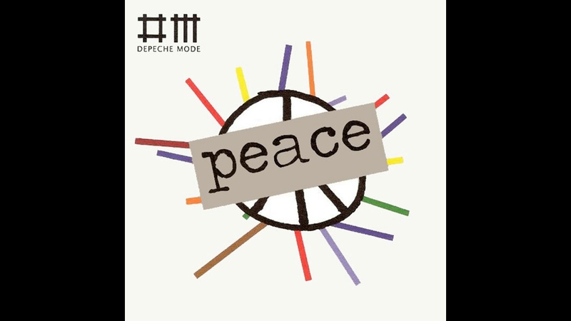 ♪ Depeche Mode Peace Monosurround's Maximalism Remix