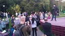 Митинг против храмовой застройки парка Зюзино