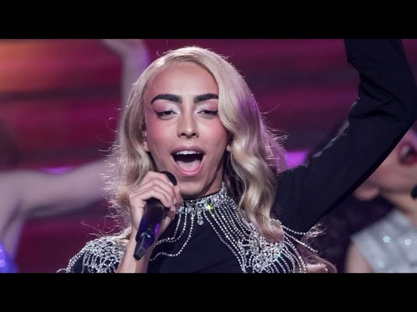 Bilal Hassani - I Will Survive (100 Ans De Comédies Musicales - Sidaction)