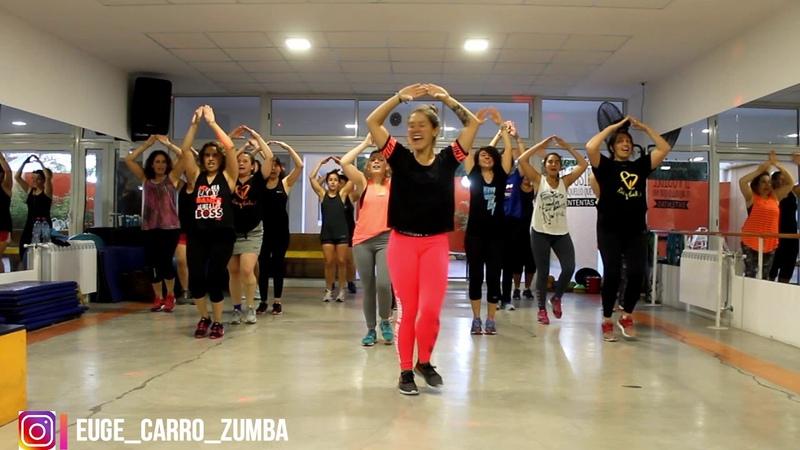 LA CABAÑA CUARTETO ZUMBA FITNESS DANCE