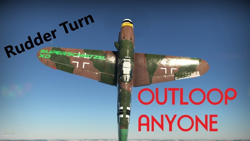 Rudder Turn 2 Loops INTERMEDIATE TUTORIAL