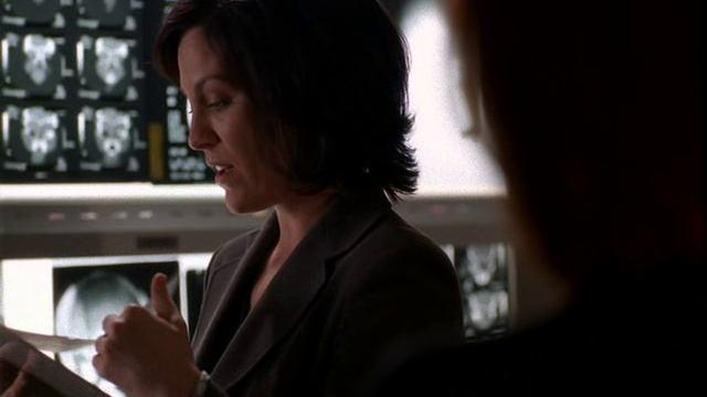 X-Files s8e014 «Этого не может быть» Сезон 8 серия 14