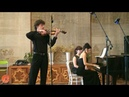 Paganini Cantabile for violin and piano in D major Op 17