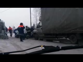 ДТП в Бердске