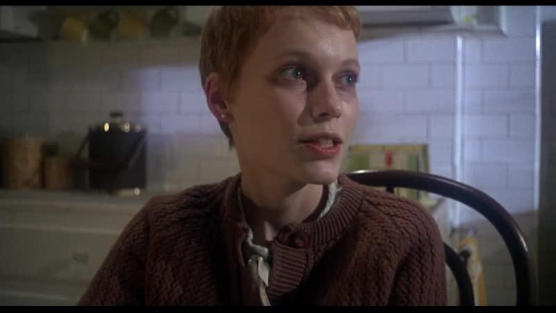 Ребёнок Розмари 1968 Роман Полански США драма детектив триллер