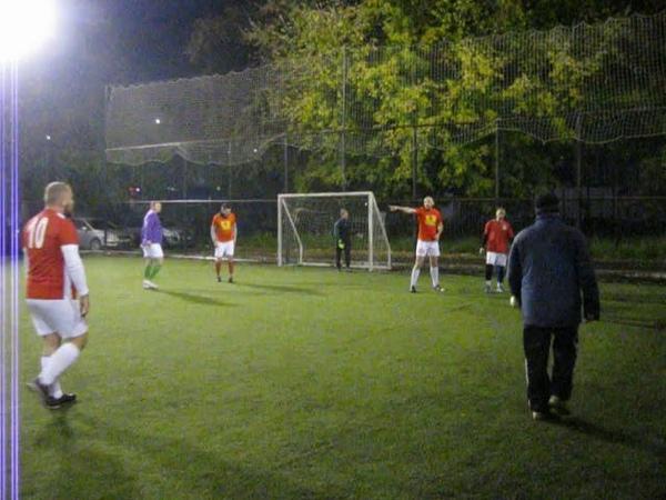 1 тайм. часть 1 из 2. Турнир по мини-футболу ВКВ. 1/2 финала. Единство - УютСтрой