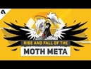 When Mercy Had A Near 100% Pick Rate Rise And Fall Of The Overwatch Moth Meta