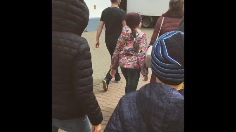 Прогулка по Бауманке