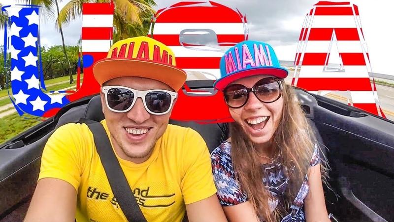 Летим в США. Майами и Ки Уэст. Жизнь в Америке