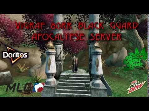 Warhammer online apocalypse server Vigraf blackguard 80rr solo