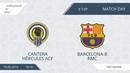 AFL19. EuroLeague A. Division UZAO/ZAO. Day 9. Cantera Hercules ACF - Barcelona-B RMC.