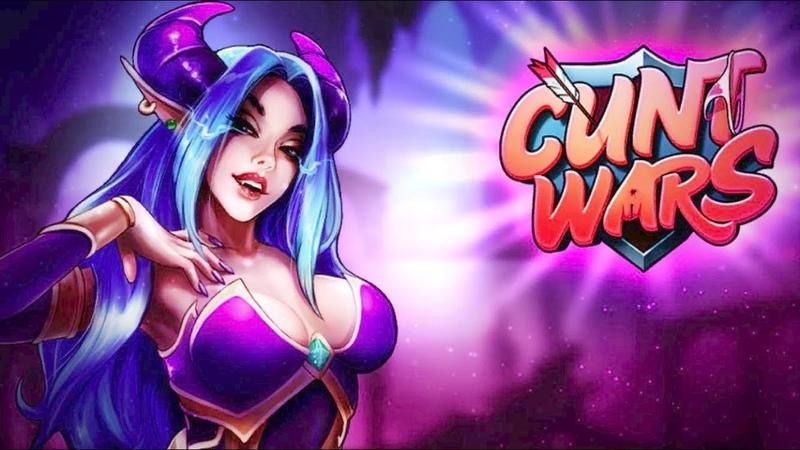 Игра Cunt Wars или похождение на арене богов браузерная онлайн игра