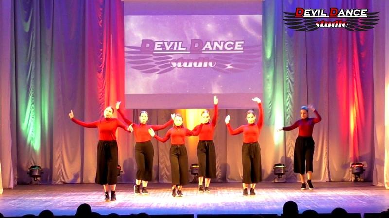 Choreo by Valeria Saiko / Jazz-pop group / Devil dance studio