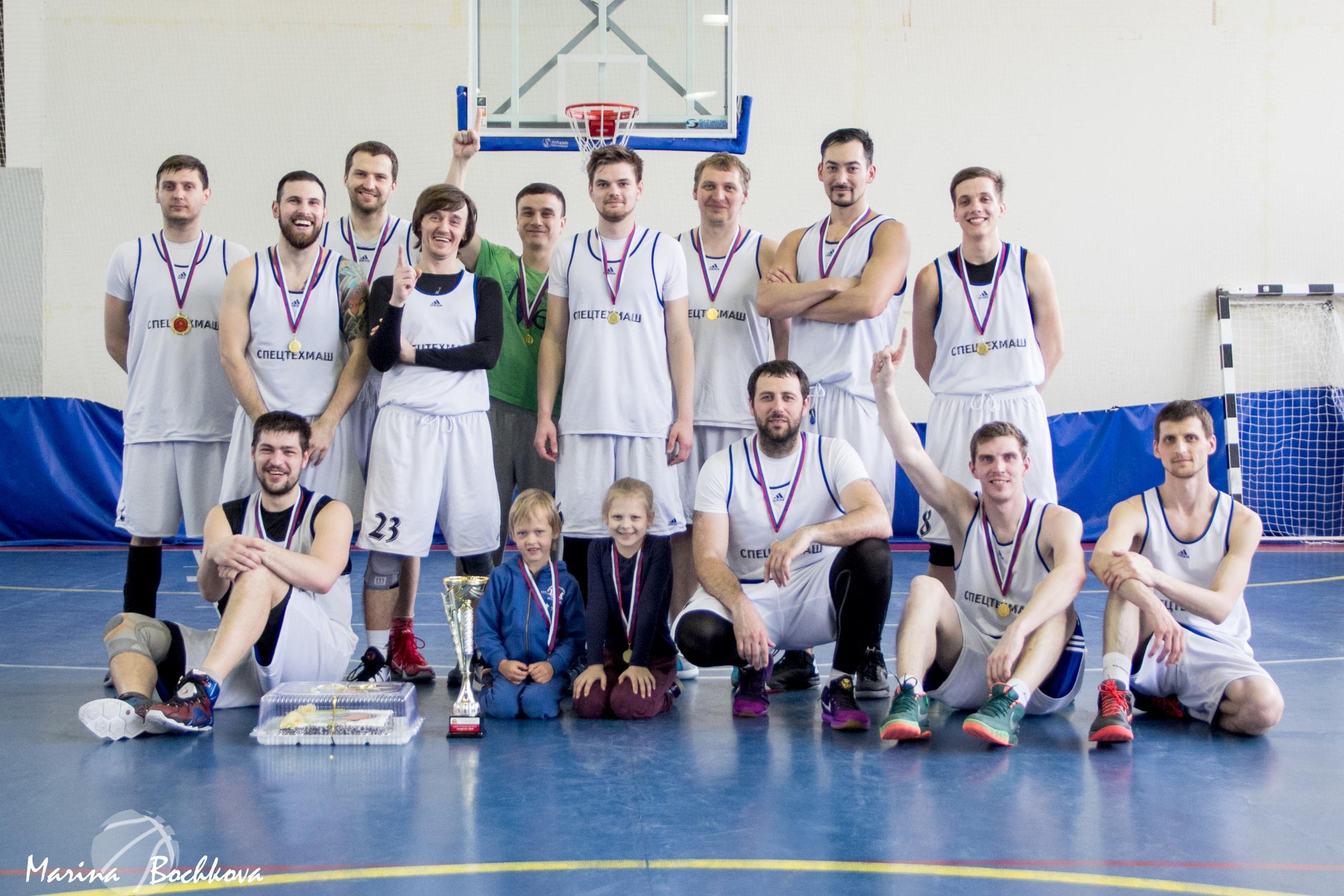 Победитель Кубка Городской Лиги «Спартак» 2016