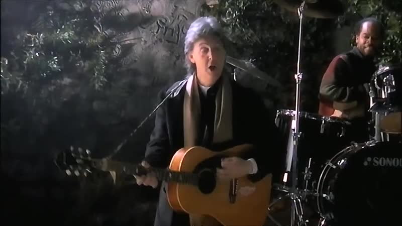 Paul McCartney - Hope Of Deliverance | 1993 год | клип [Official Video] HD