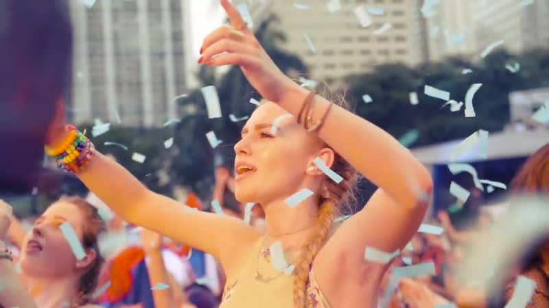 Paris Blohm feat Blondfire Something About You Conros Ultra Miami 2016 Remix Music Video