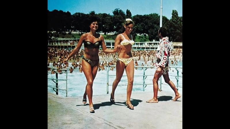 Как отдыхали наши в Болгарии Солнечный берег 1977 год