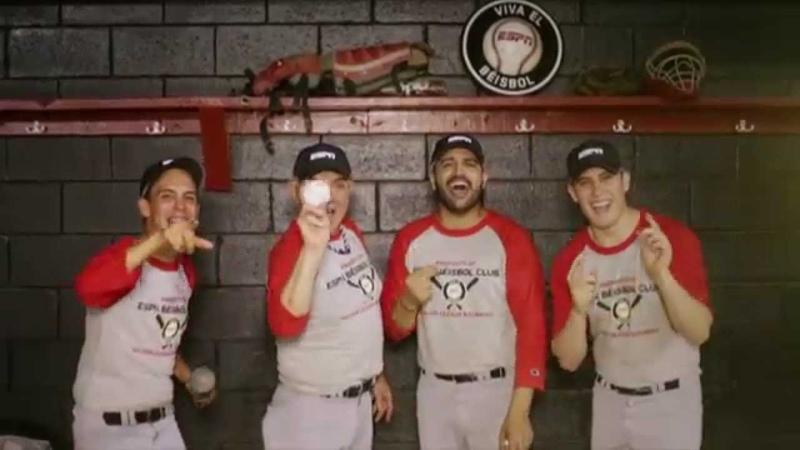 Guaco Ahí es donde yo la gozo versión béisbol