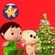 Литл Бэйби Бам Детские Стишки - Давай лепить снеговика