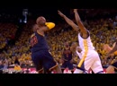 LeBron James Full Game 2 Highlights at Warriors 2015 Finals 39 Pts 16 Reb 11 Ast GREATNESS