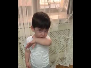 Мой дорогой племянник 1усман,  будь здоров и счастлив!