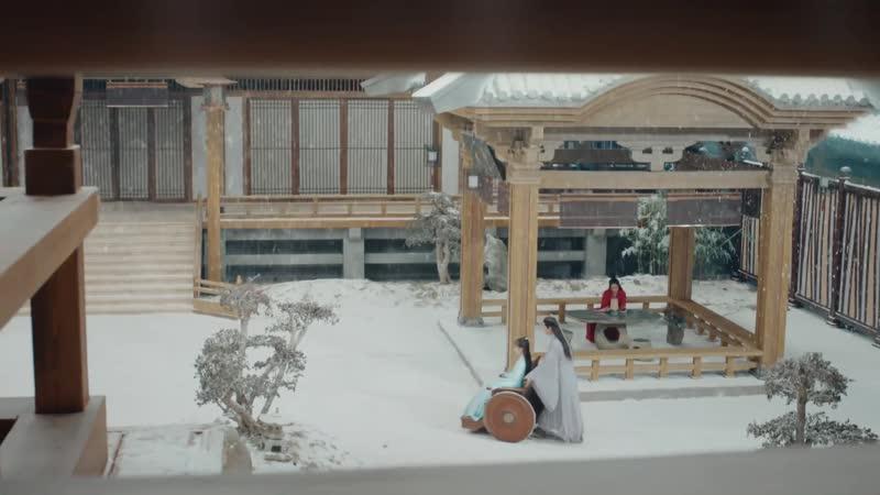 [56/56] Снежная Башня | Тин Сюэ Лоу | Listening Snow Tower | 听雪楼 [рус.саб]