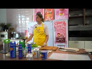 Стрим : готовим разные завтраки с использованием молочных продуктов и подводим итоги конкурса #молочнаяжизнь
