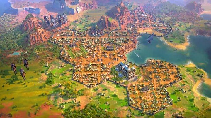 Загадочный проект Humankind оказался новой стратегической игрой от Sega и Amplitude Studios