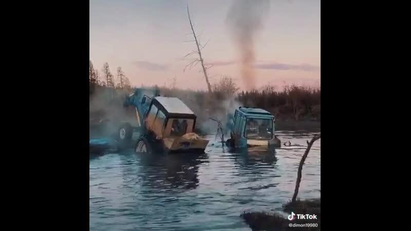 Где то на болоте