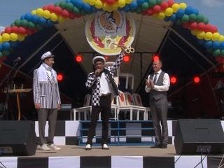 В Козьмодемьянске прошел 25-й фестиваль сатиры и юмора Бендериада 2019
