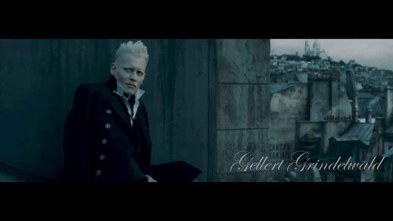 Gellert Grindelwald Natural Tribute