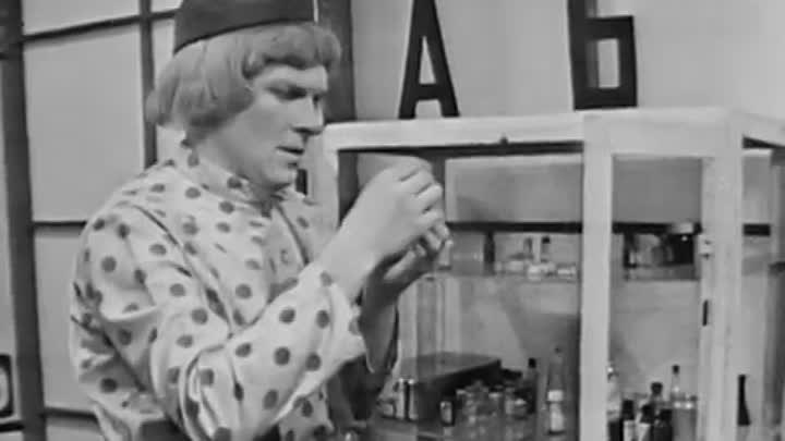 Цикл игровых передач для детей Чудесная лесенка Передача 1 я СССР 1971 г