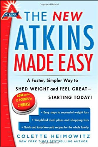The New Atkins Made Easy Colette B