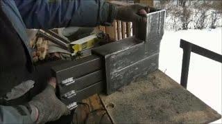 Парогенератор в подовую печь для бани