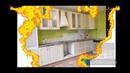 Кухни Леруа сборка 2 дня 9 и 5 часов в 5 минут