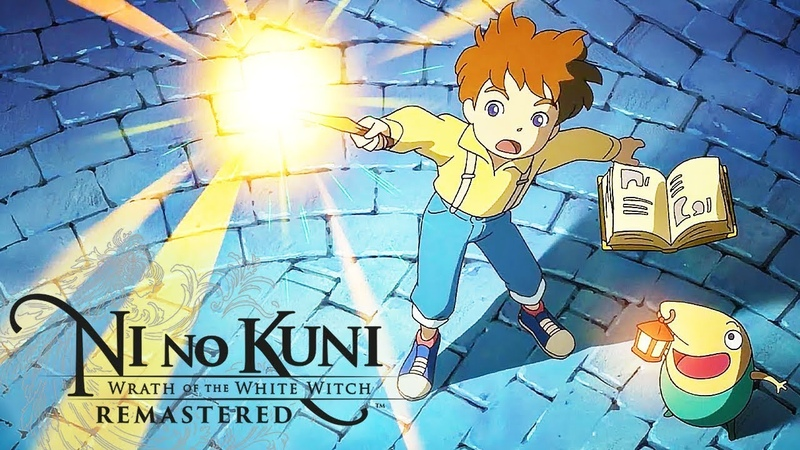 Ni no Kuni: Wrath of the White Witch Remastered Official Launch Trailer