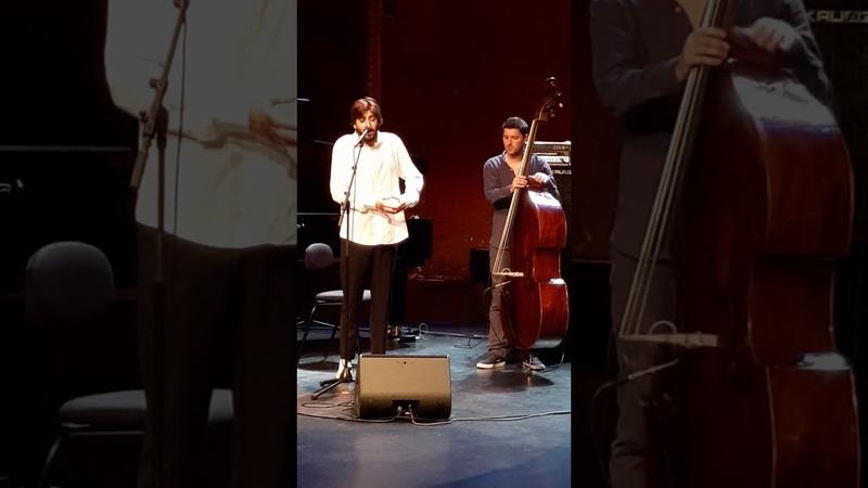 Salvador Sobral at Théâtre des Bouffes du Nord Paris 3 France 2019