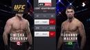 UFC 235 Миша Циркунов vs Джонни Уокер