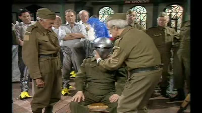 Dad's Army-Knights of Madness-S9E3