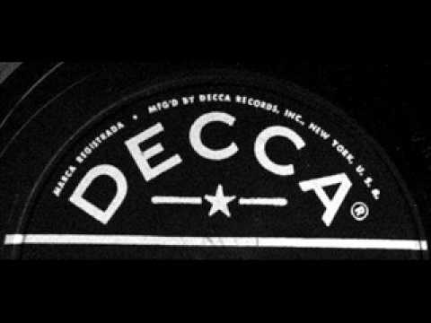 The Dipsy Doodle by Bill Haley The Comets on Decca 78 rpm record